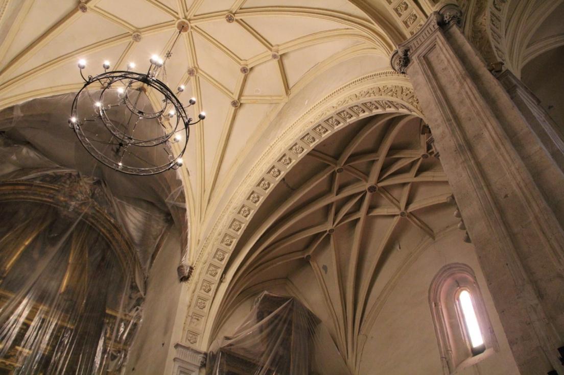 La iglesia Santo Domingo de Silos de Pinto, declarada como Bien de Interés Cultural - Zigzag Digital